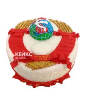 Торт в Советском стиле