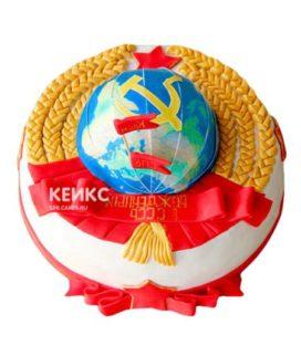 Торт в Советском стиле 7