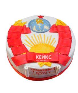 Торт в Советском стиле 9