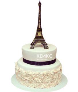 Торт в Французком стиле 1