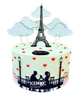 Торт в Французском стиле 11