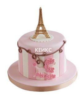 Торт в Французском стиле 12