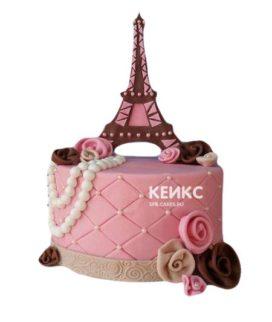 Торт в Французском стиле 13