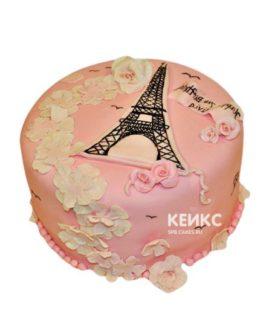 Торт в Французском стиле 15