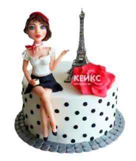 Торт в Французком стиле 2