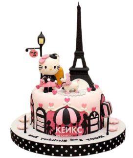 Торт в Французком стиле