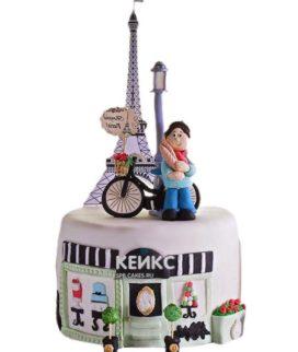 Торт в Французком стиле 3