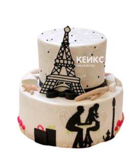 Торт в Французком стиле 6