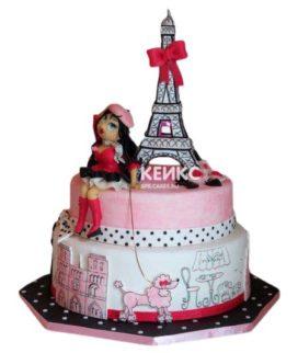 Торт в Французком стиле 9