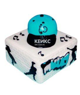 Торт в стиле Хип-хоп 1