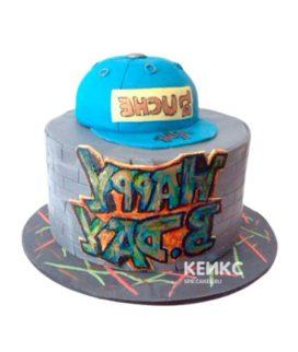Торт в стиле Хип-хоп 16
