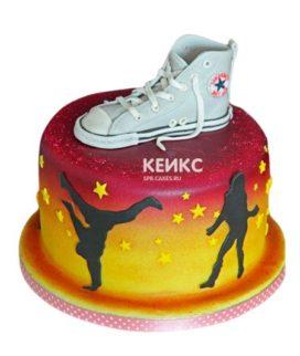 Торт в стиле Хип-хоп 21