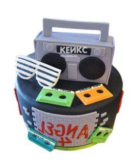 Торт в стиле Хип-хоп
