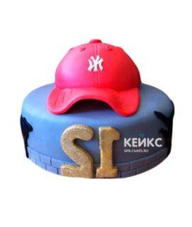Торт в стиле Хип-хоп 3