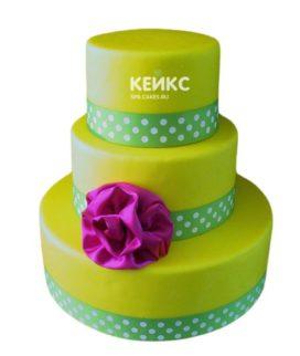 Торт в стиле Стиляги 5