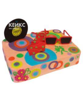 Торт в стиле Стиляги 6