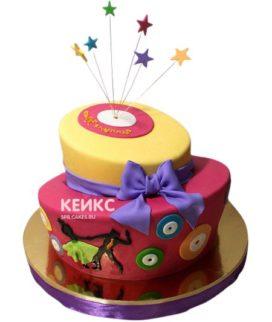 Торт в стиле Стиляги 7