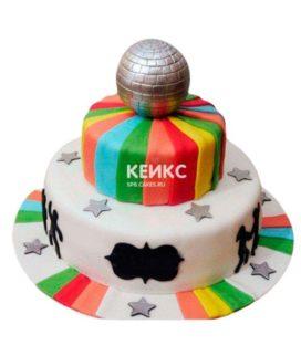 Торт в стиле Стиляги 8