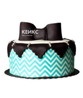Торт в Строгом стиле