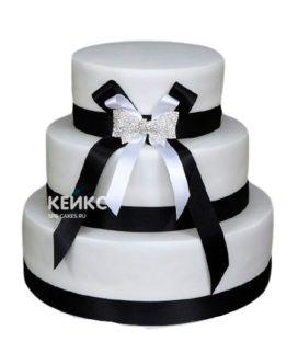Торт в Строгом стиле 3