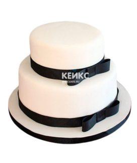 Торт в Строгом стиле 6