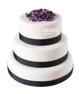 Торт в Строгом стиле 8