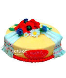 Торт в Украинском стиле 2