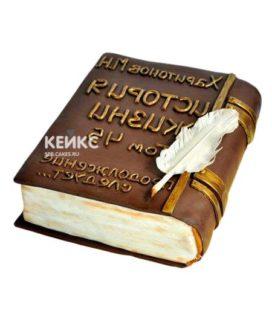 Торт в виде Книги 12