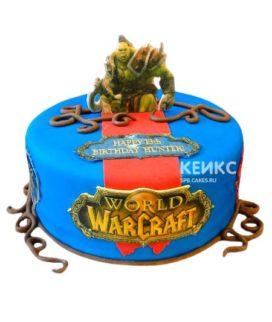 Торт Варкрафт 12