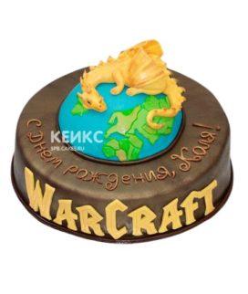 Торт Варкрафт 9