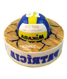 Торт Волейбол 19