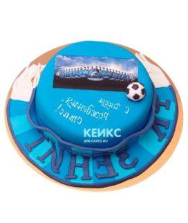 Торт Зенит 8