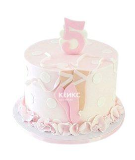 Торт для танцовщицы 10