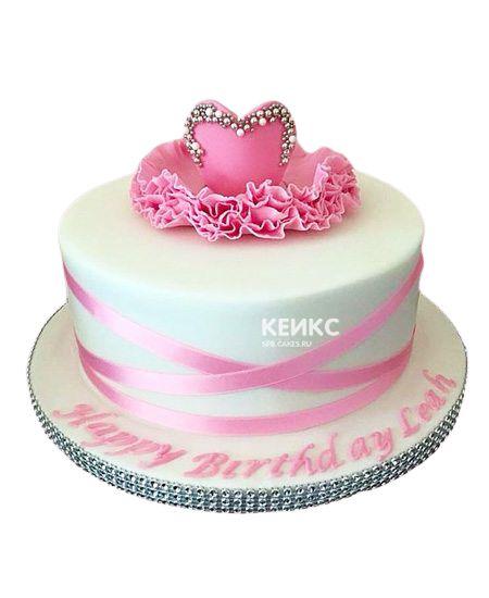 Торт для танцовщицы 16