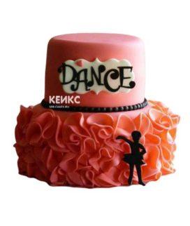 Торт для танцовщицы 2