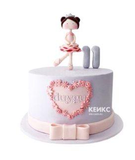 Торт для танцовщицы 3