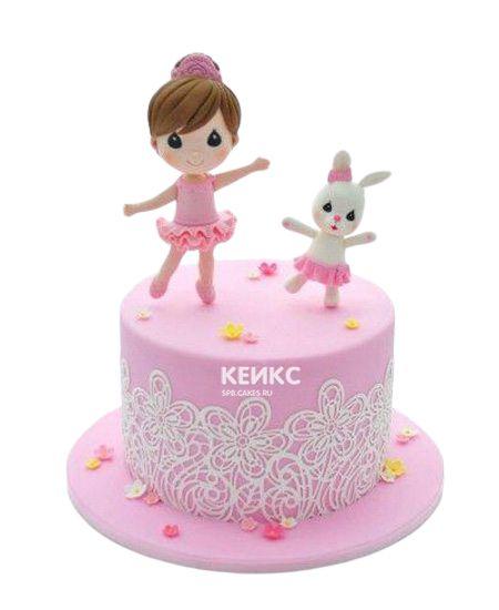 Торт для танцовщицы 4