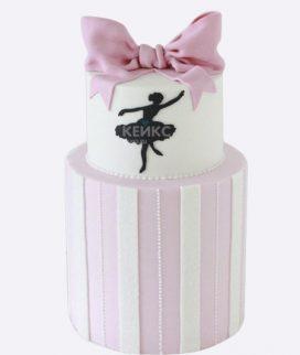 Торт для танцовщицы 7
