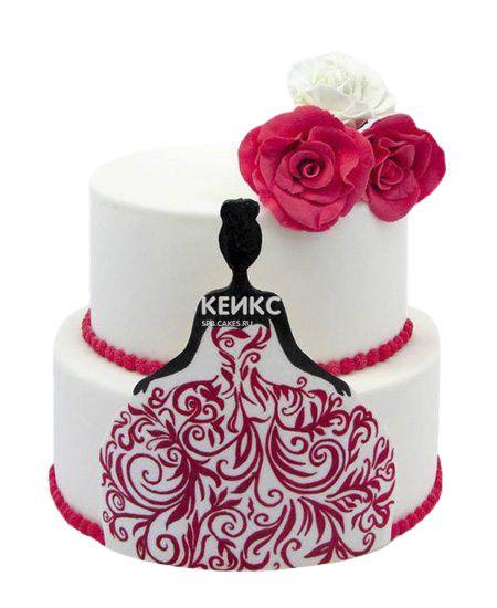 Торт для девочки на 10 лет 25
