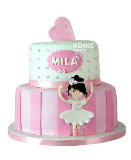 Торт для девочки на 6 лет 29