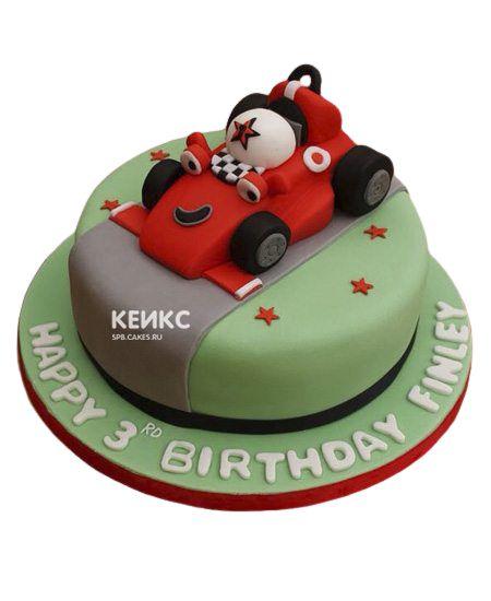 Торт мальчику на 6 лет 21