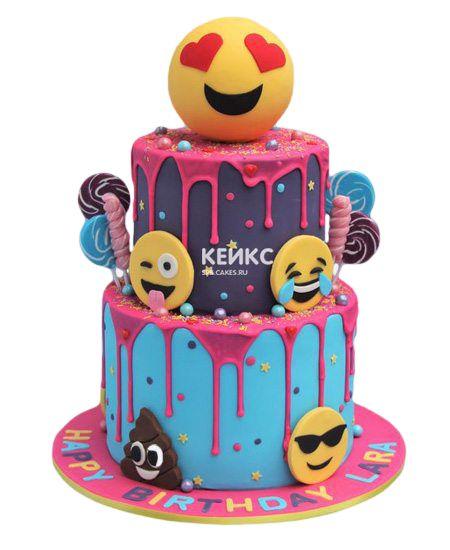 Торт на 9 лет девочке 1
