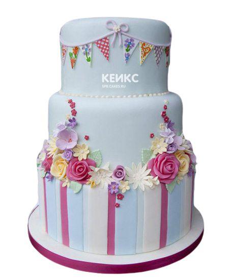 Торт на 9 лет девочке 5