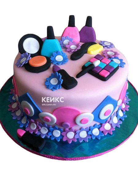 Торт на 9 лет девочке 6