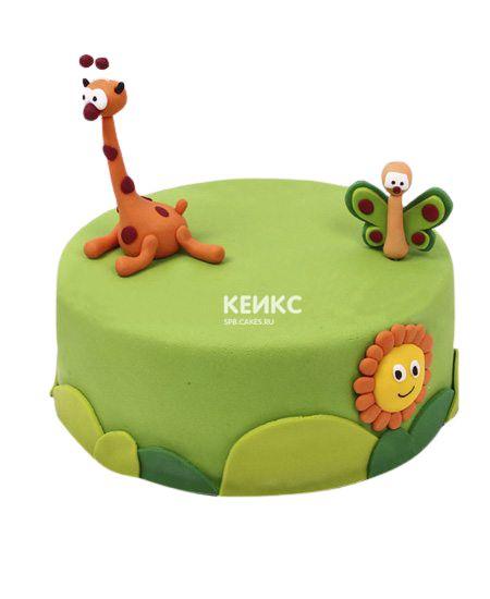 Торт на 2 года мальчику 36