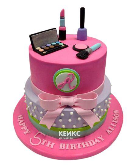 Торт на 11 лет девочке 1