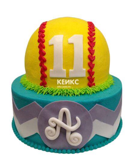 Торт на 11 лет мальчику 5