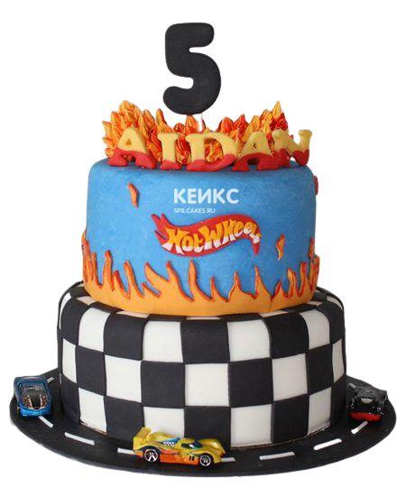 Торт на 5 лет мальчику 10