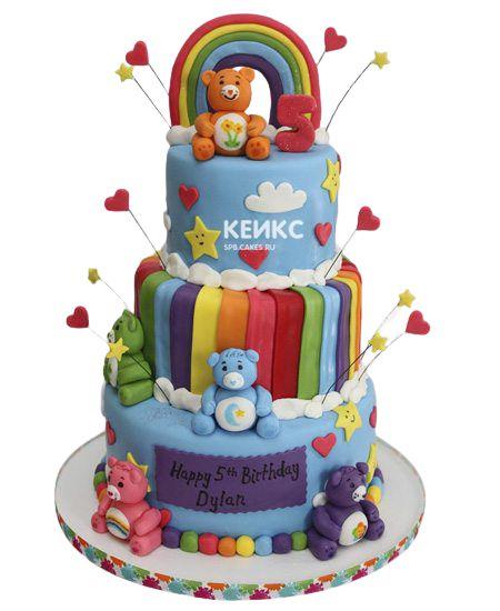 Торт на 5 лет мальчику 13