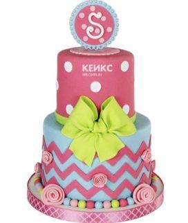 Торт на 7 лет девочке